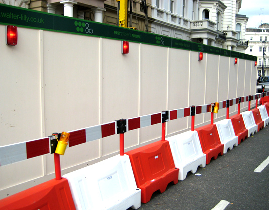 Site Hoarding Professional Hoarding And Fencing Services